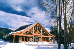 Juniper Library at Grand Lake