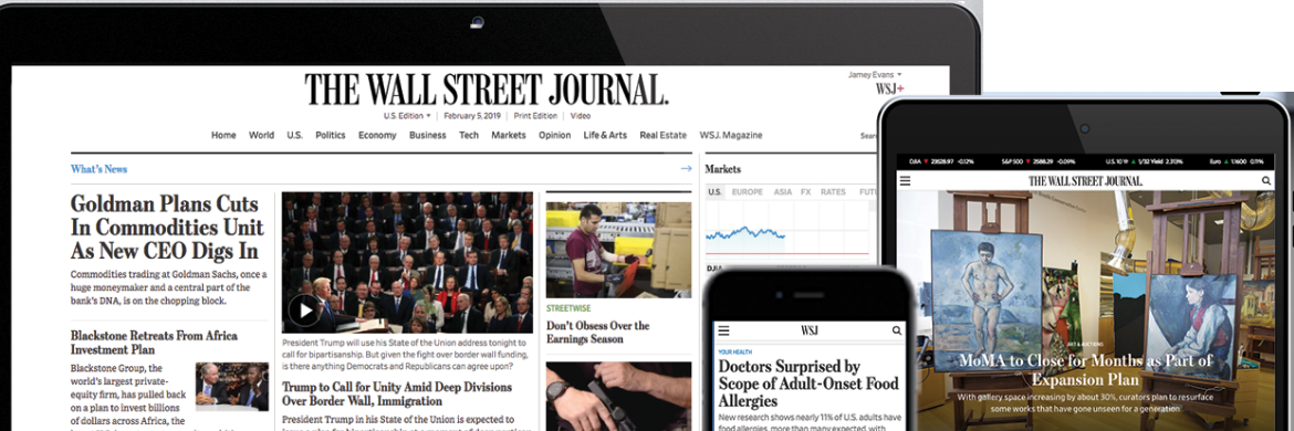 The Wall Street Journal online